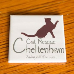 Cheltenham-Cat-Rescue-Magnet