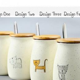 cat mugs designs