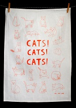 Cheltenham Cat Rescue, Cat Tote Bag
